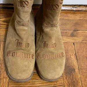 Juicy Couture brown winter boots